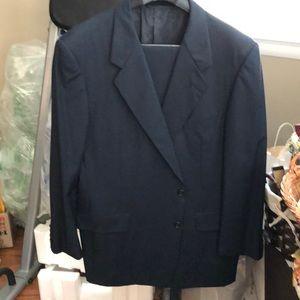 Men's Vintage Hickey Freeman Wool/cashmere Suit